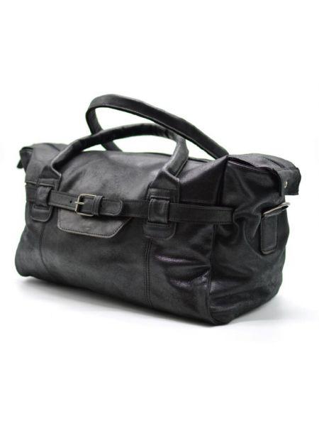 Дорожная компактная кожаная сумка GA-7079-3md бренда TARWA