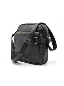 Кожаная мужская сумка через плечо, мессенджер FA-6012-3md TARWA
