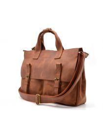 Мужская кожаная сумка и портфель для ноутбука RB-7107-3md TARWA