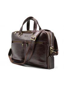 Мужская кожаная сумка-портфель для документов TX-4664-4lx TARWA