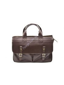 Мужская кожаная сумка и портфель для ноутбука GC-7107-1md TARWA