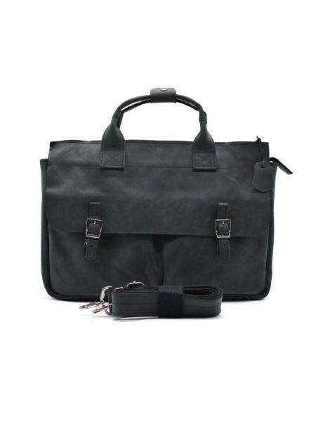 Мужская кожаная сумка и портфель для ноутбука RA-7107-1md TARWA