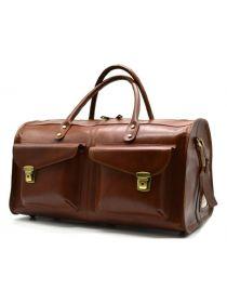 Дорожная кожаная сумка TB-5664-4lx TARWA