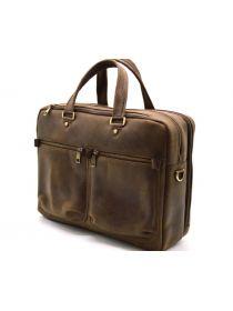 Мужская кожаная сумка-портфель RC-4664-4lx TARWA